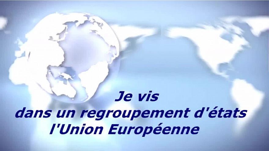 Jeunes Reporters de Tarn-et-Garonne - Où je vis ? Je vis dans un regroupement d'états : l'Union Européenne